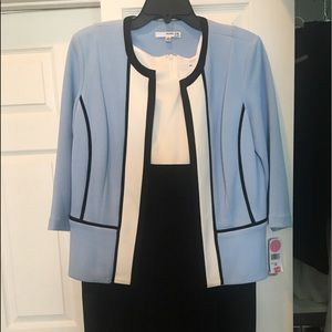 Dress with Jacket